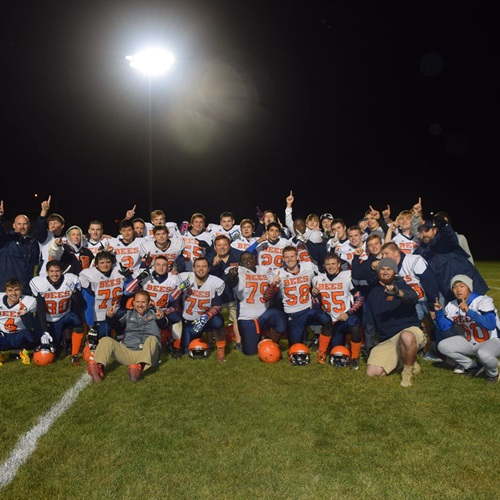 Bridgman High School - Boys Varsity Football