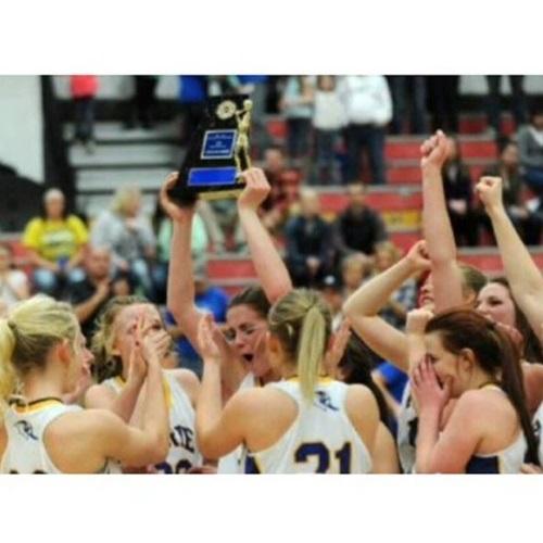 Ririe High School - Girls' Varsity Basketball