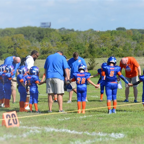 Hewitt Broncos Youth Teams - Hewitt Broncos 8U