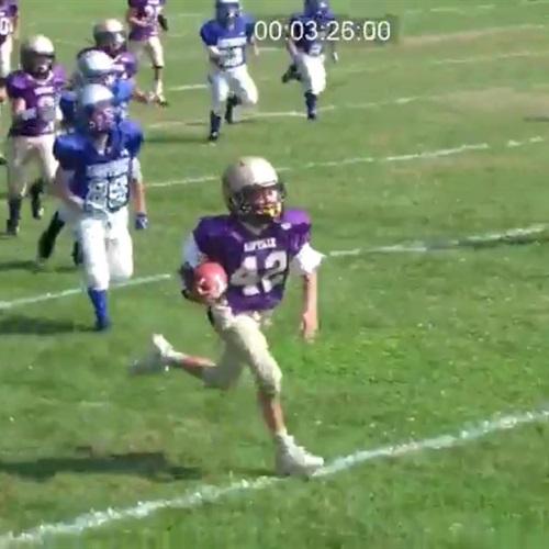 Sayville Youth Football - SCPAL - Sayville Fitz