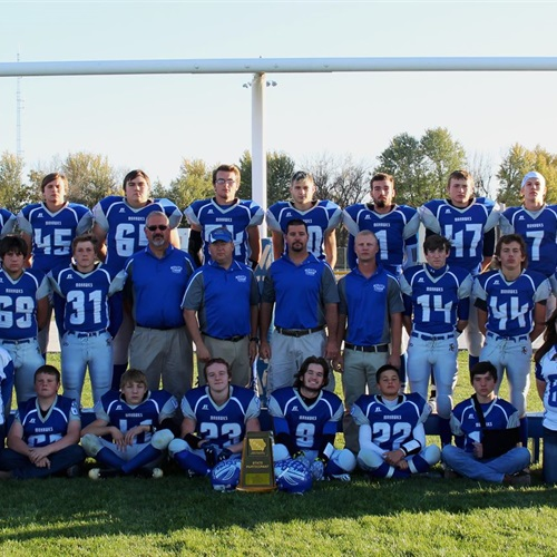 Moravia High School - Boys Varsity Football