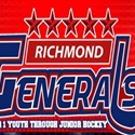 Richmond Generals - Bantam Hockey