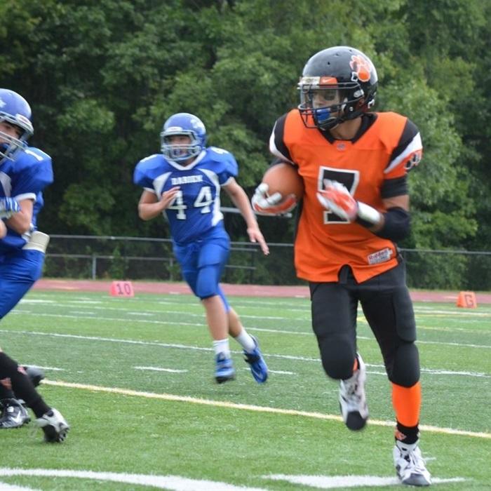 Connecticutr midget football