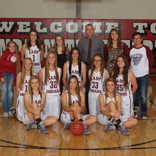 Vici High School - Girls' Varsity Basketball