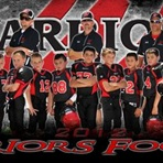 Warrior Football- AYL - Warrior Black