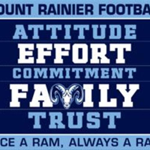 Mount Rainier High School - Boys' C-Team Football
