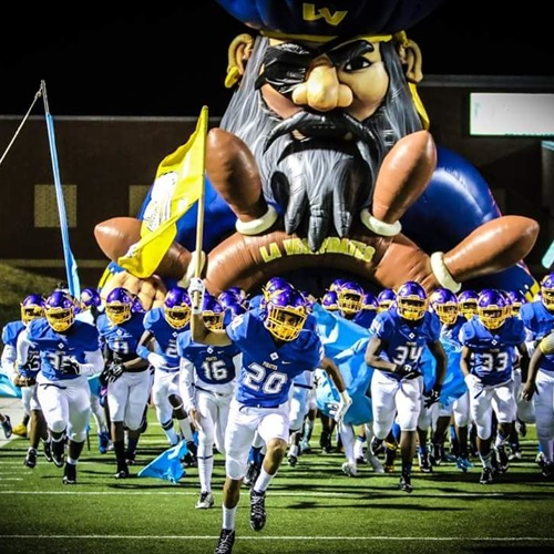 La Vega High School - Boys Varsity Football