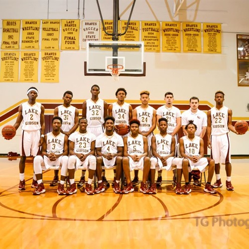 Lake Gibson High School - Boys' Varsity Basketball