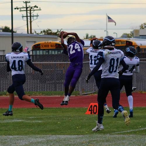 Yerington High School - Lions JV Football