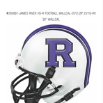 James River High School - James River Varsity Football