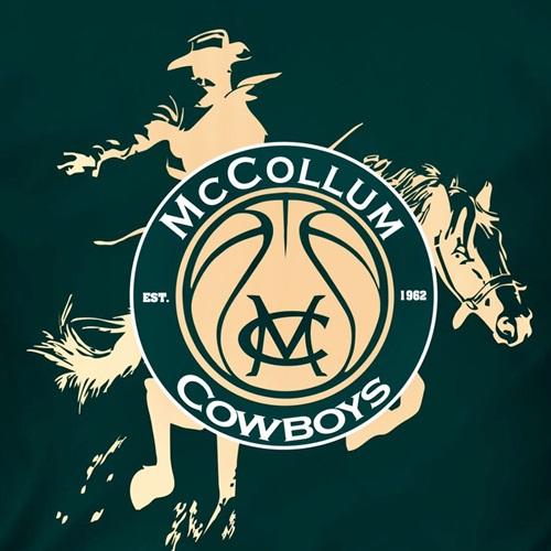 McCollum High School - Boys' Varsity Basketball