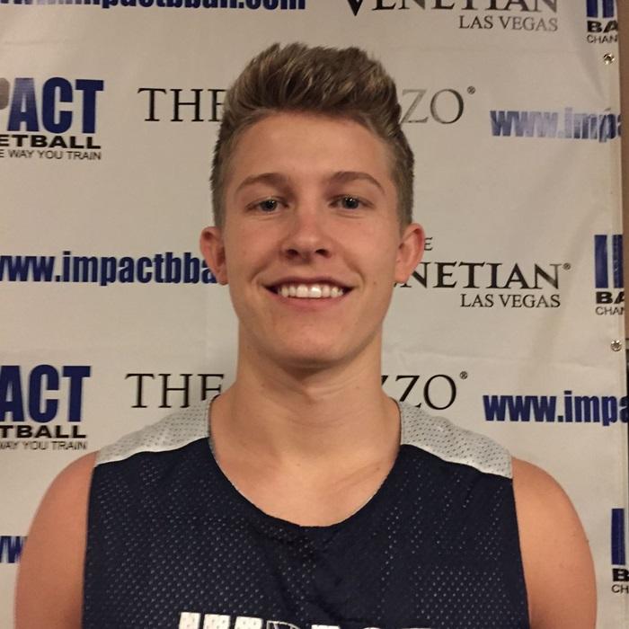 Impact basketball academy vs impact basketball chad wilcox