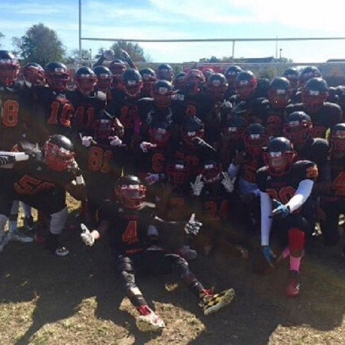 Crossland High School - Boys' Varsity Football
