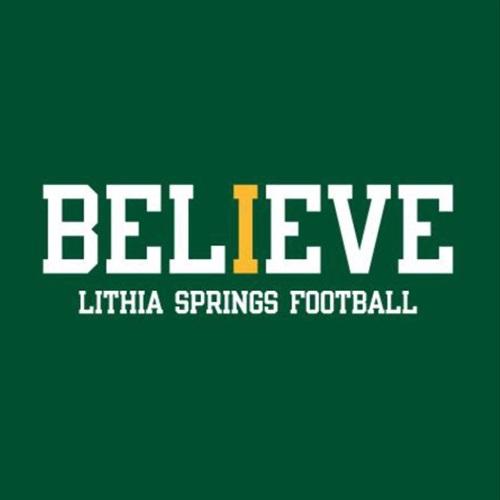 Lithia Springs High School - Lithia Springs Varsity Football