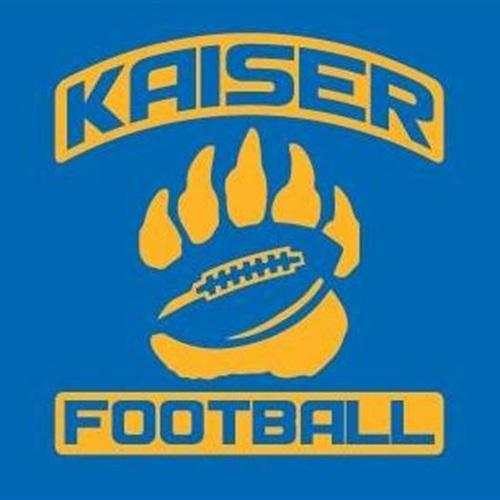 Kaiser High School - Boys Varsity Football