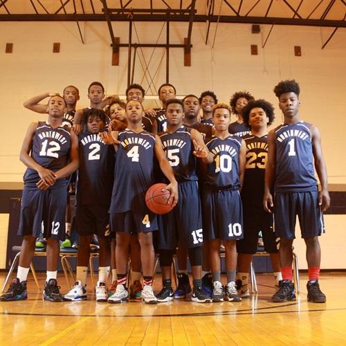 Northwest Academy of Law High School - Boys' JV Basketball