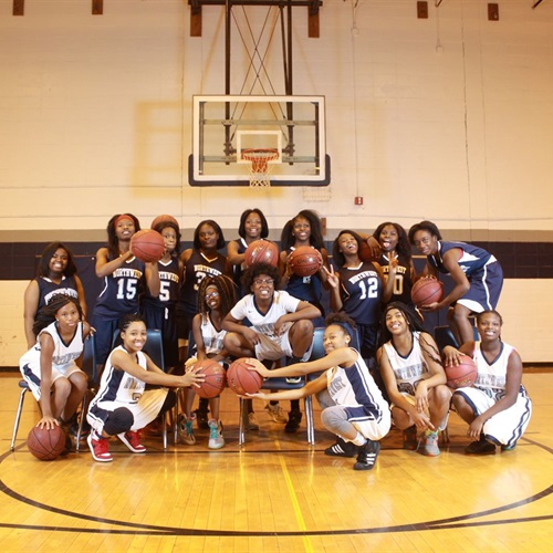 Northwest Academy of Law High School - Girls' Varsity Basketball