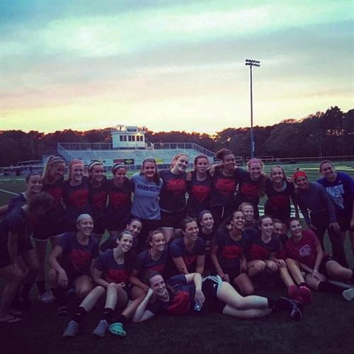 Reading Memorial High School - Reading Memorial Girls' Varsity Soccer