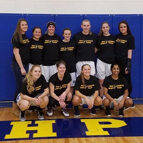 NorthPointe Christian High School - Girl's Varsity Basketball