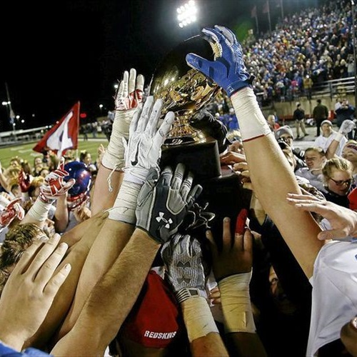 Bixby High School - Boys Varsity Football