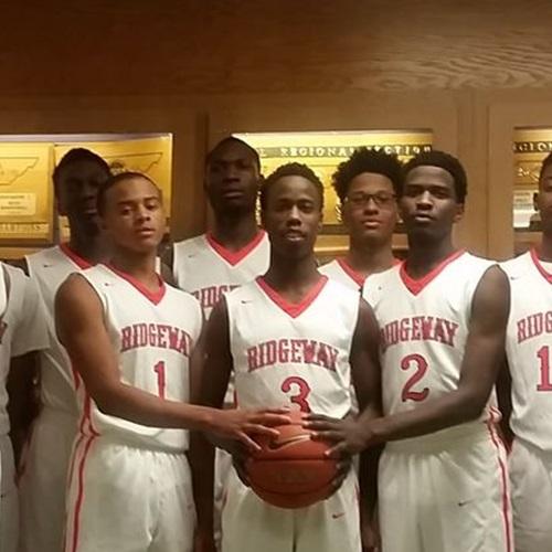 Ridgeway High School - Boys Varsity Basketball