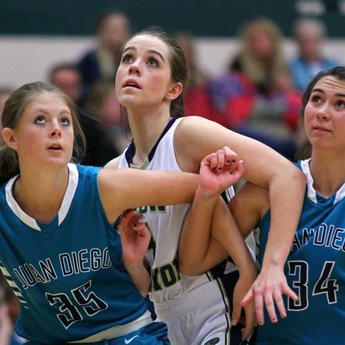Juan Diego Catholic High School - Girls Varsity Basketball