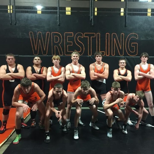 Cambridge High School - Cambridge Wrestling