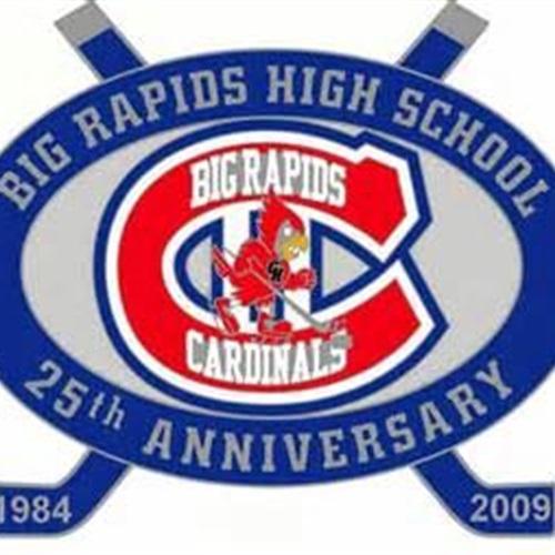 Big Rapids High School - Boys' Varsity Ice Hockey
