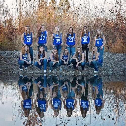 Emmett High School - Girls Varsity Basketball