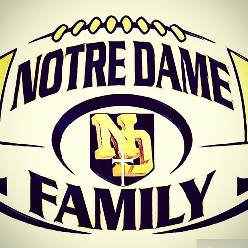 Notre Dame-Green Pond High School - Boys Varsity Football