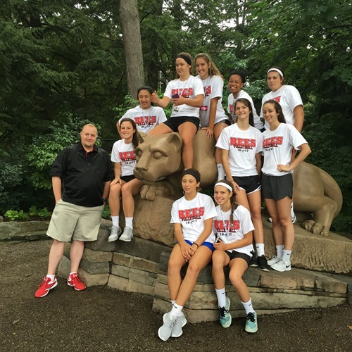 Brecksville-Broadview Heights High School - Girls' Varsity Volleyball