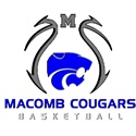 Macomb County Cougars Basketball - Cougars