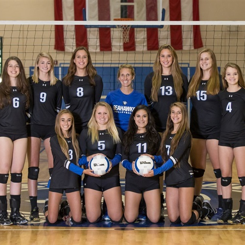 Community School of Naples - Girls' Varsity Volleyball