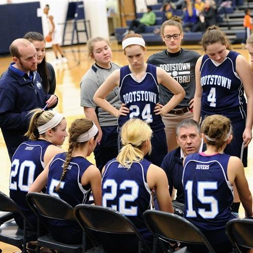Rootstown High School - Girls' Varsity Basketball