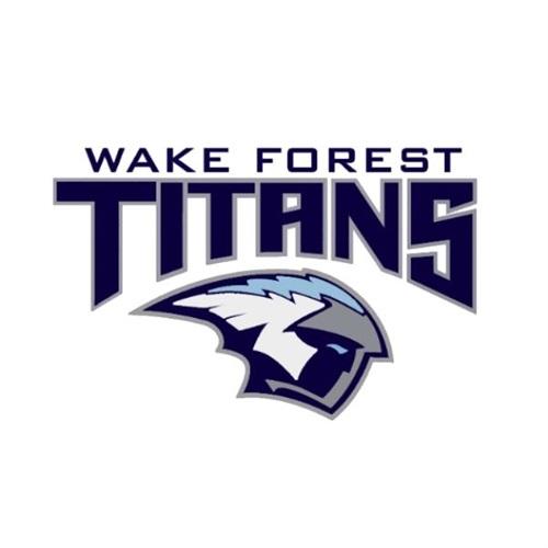 Wake Forest Titans - Tiny Mite Singleton