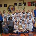 Bledsoe County High School - Girl's Varsity Basketball