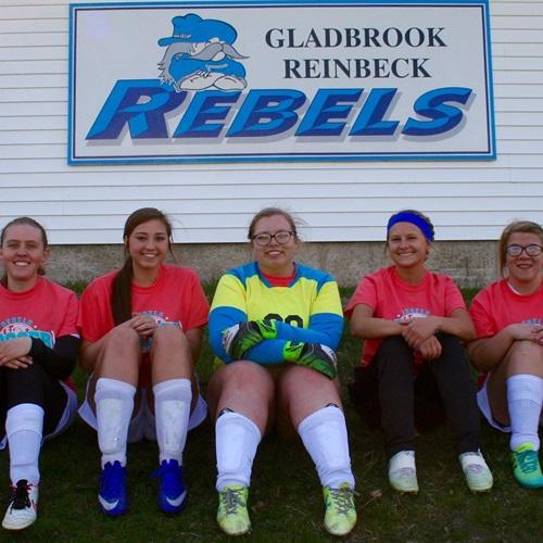 Gladbrook-Reinbeck High School - Gladbrook-Reinbeck Girls' Varsity Soccer