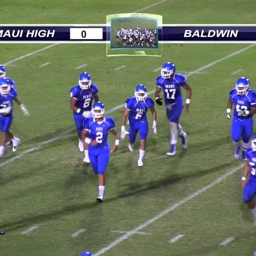 Maui High - Varsity Football