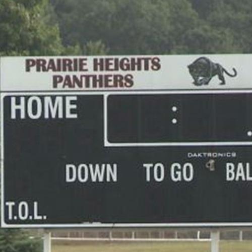 Prairie Heights High School - Prairie Heights Varsity Football