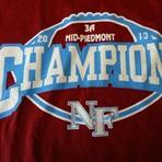 North Forsyth High School - Junior Varsity Football