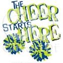 Seward High School - Varsity Cheerleading