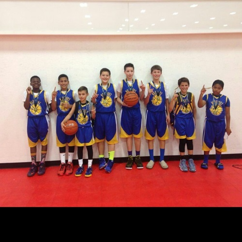Wylie Youth Basketball - Warriors