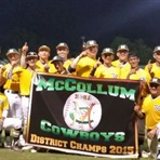 McCollum High School - Varsity Baseball