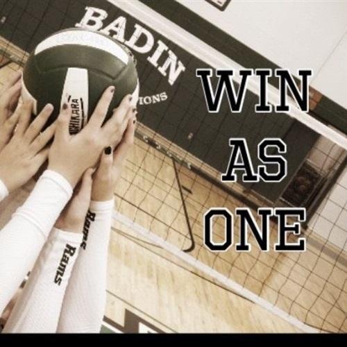 Badin High School - Varsity Volleyball