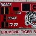 Bremond High School Logo