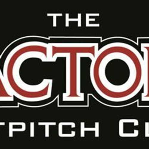 The Factory Fastpitch - The Factory 16U Red