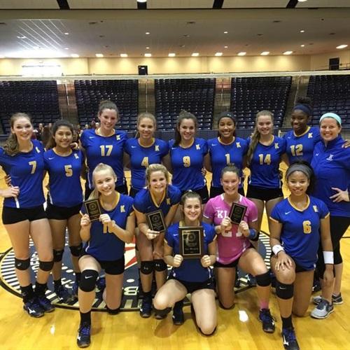 Klein High School - Klein Varsity Volleyball