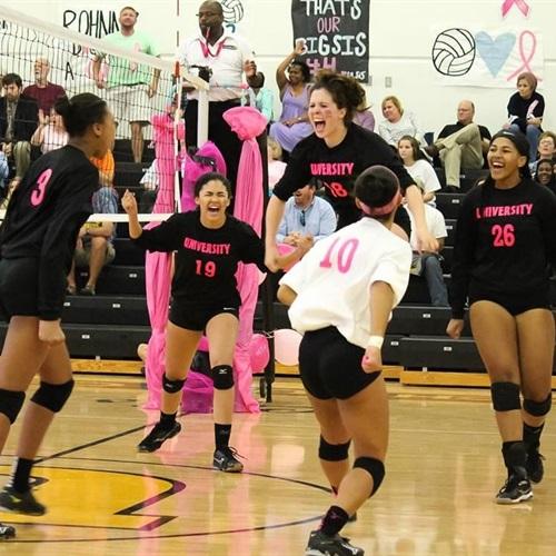 University Lab High School - Girls' Varsity Volleyball