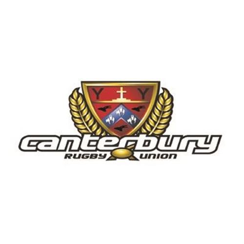 Canterbury Rugby Football Union - CRFU U19 Rugby