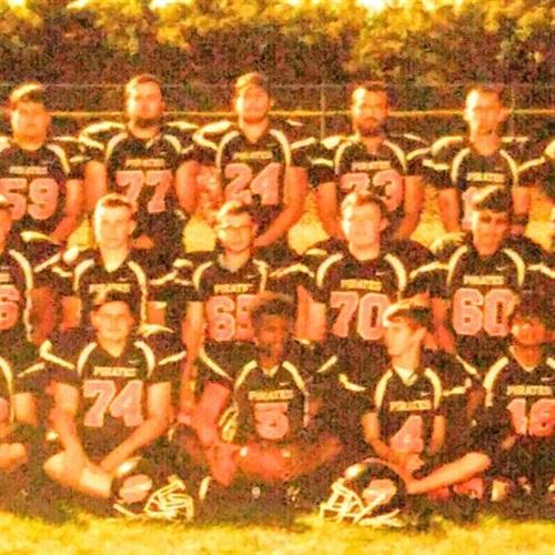 Oxford High School - Boys' Varsity Football